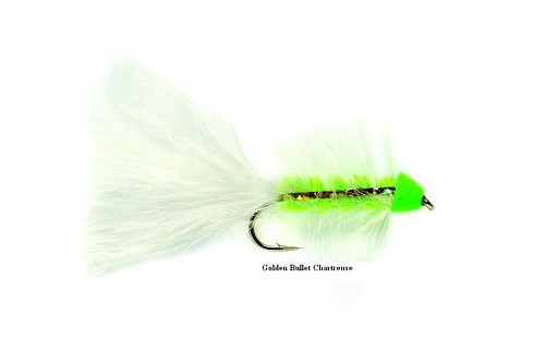 FULLING MILL GOLDEN BULLET WOOLY WORM product image