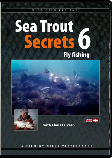 SEA TROUT SECRETS VOL 6 - FLY FISHING [DVD] product image