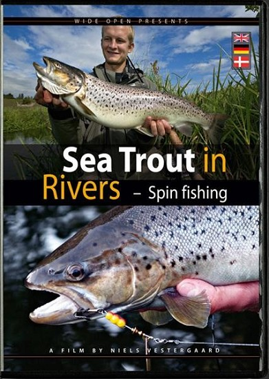 SEA TROUT IN RIVERS - SPRING SPIN FISHING [DVD] product image