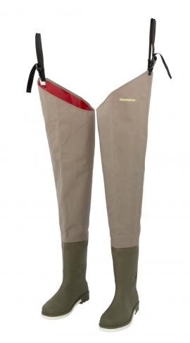 SNOWBEE 150D RIP-STOP NYLON THIGH WADERS x product image