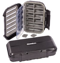 SNOWBEE WATERPROOF COMPARTMENT FLY BOX product image