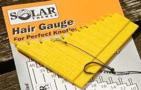 SOLAR TACKLE HAIR GAUGE x product image