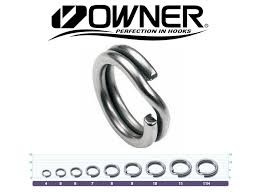 OWNER HYPER WIRE SPLIT RINGS product image