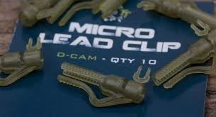 NASH MICRO LEAD CLIP & TAIL RUBBERS product image