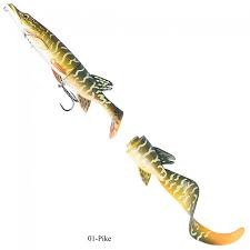 SAVAGE GEAR 3D HYBRID PIKE NATURAL PIKE 01 x product image