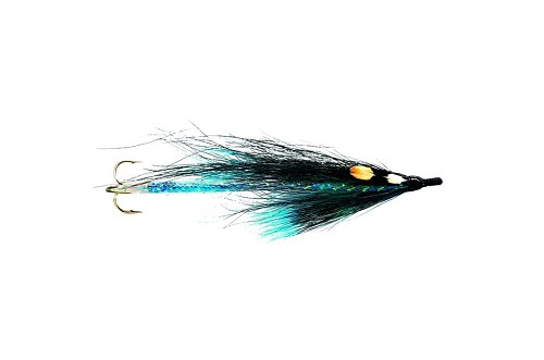 FULLING MILL SNAKE FLY BLACK BLUE 2002 product image