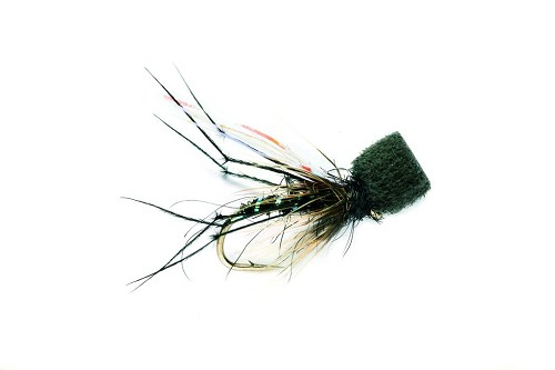 FULLING MILL HOPPER POPPER BLACK 2564 product image