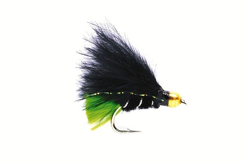 FULLING MILL MINI LURES GOLD NUGGET VIVA MARABOU 943 product image