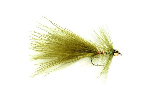 FULLING MILL DANCER GOLD NUGGET OLIVE 2062 product image