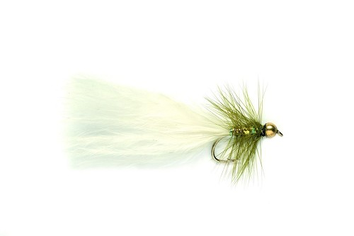 FULLING MILL DANCER GOLD NUGGET OLIVE/WHITE 2063 product image