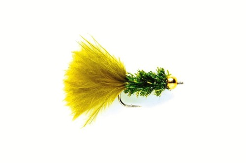 FULLING MILL CACTUS FLY GOLD NUGGET OLIVE1615 product image