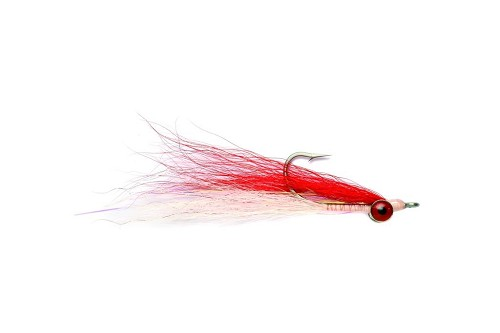 FULLING MILL CLOUSER MINNOW RED & WHITE 9602 product image