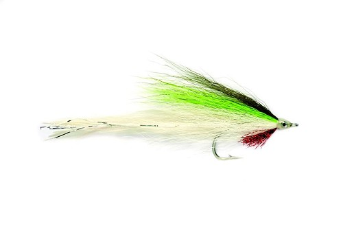 FULLING MILL LEFTY'S DECEIVER CHARTREUSE & WHITE 9327 product image