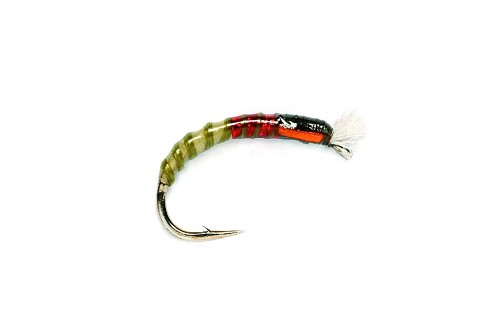 FULLING MILL RED NECK BUZZERS OLIVE 997 product image