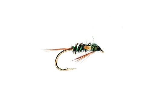 FULLING MILL DIAWL BACH STEALTH GREEN TG103 product image