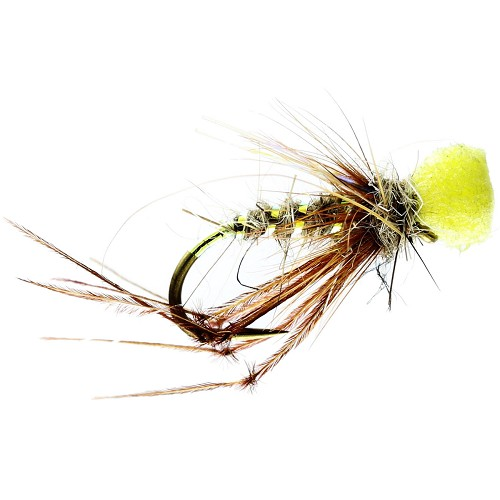 CALEDONIA FLY CO HOPPER POPPER HARES EAR 5213 product image