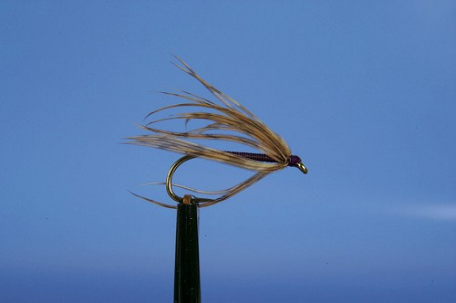 DONEGAL FLIES SNIPE & PURPLE SPIDER product image