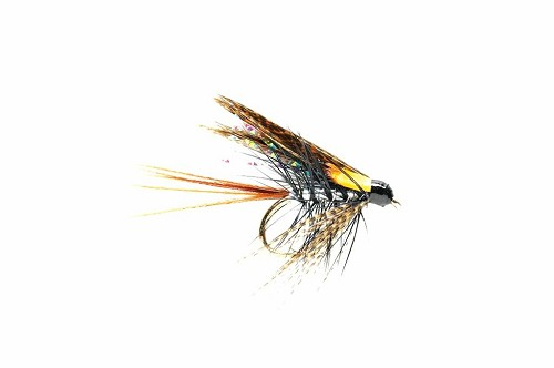 FULLING MILL DABBLER SKINNY BLACK & SILVER 268 product image