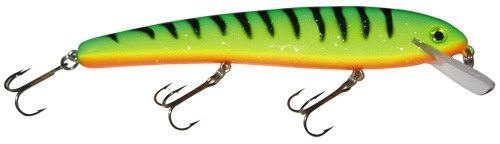 BIG FORK LURES TWITCH DARTER FIRE TIGER x product image