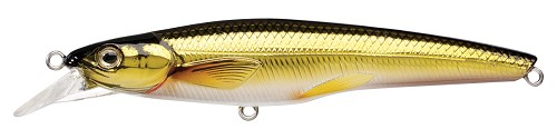 KOPPERS LIVETARGET RAINBOW SMELT SHALLOW GOLD BLACK BACK 208 product image