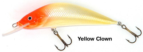 LOVEC RAPY PERCH YELLOW CLOWN x product image