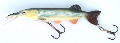 LOVEC RAPY POWER PIKE NATURAL PIKE x product image