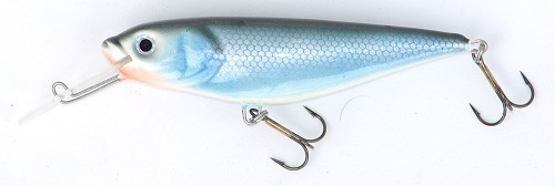 LOVEC RAPY AGGRESSOR SILVER BAITFISH x product image