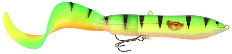 SAVAGE GEAR 3D HARD EEL FIRE TIGER x product image