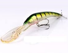 SEBILE KOOLIE MINNOW LL WHITE PERCH product image