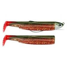 FIIISH BLACK MINNOW COMBO KHAKI/RED product image