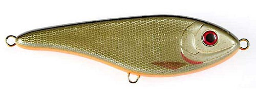 STRIKE PRO BUSTER JERK SHALLOW DIRTY ROACH x product image