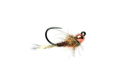 FULLING MILL TUNGSTEN PHEASANT TAIL HOT SPOT JIG 2708 product image