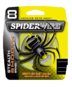 SPIDERWIRE STEALTH SMOOTH 8 YELLOW product image
