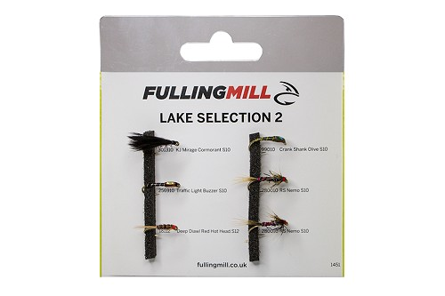 FULLING MILL GRAB A PACK LAKE SELECTION 2 145015 product image