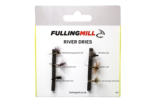 FULLING MILL GRAB A PACK RIVER DRIES 145035 product image
