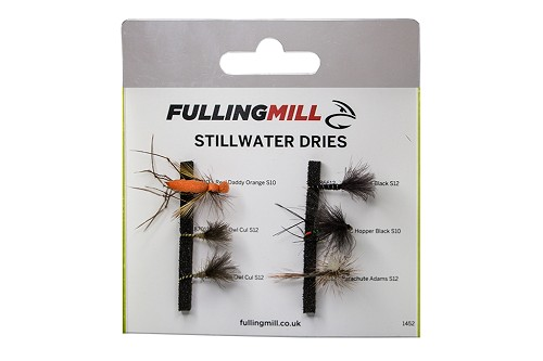 FULLING MILL GRAB A PACK STILLWATER DRIES 145020 product image