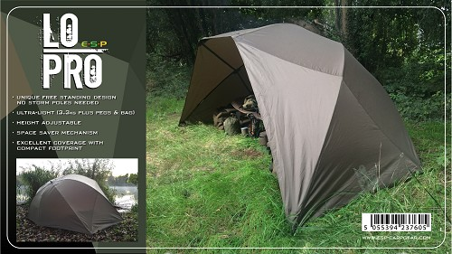 ESP LO-PRO BROLLY 52'' product image