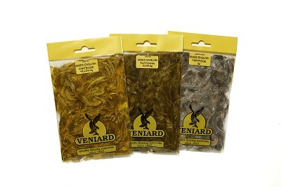 VENIARD ENGLISH GREY PARTRIDGE MIXED HACKLES product image