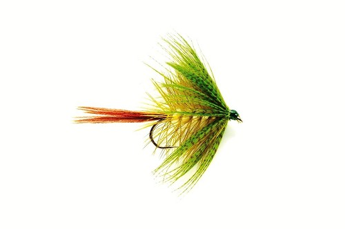 FULLING MILL MAYFLY DROWNED OLIVE 716 product image