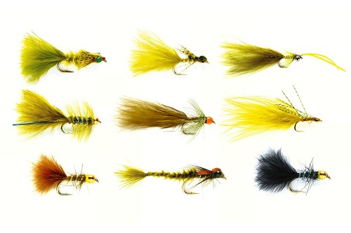 FULLING MILL MUST HAVE DAMSEL NYMPHS 155035 product image