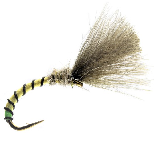 CALEDONIA FLY CO CDC FLUO OWL SHUTTLECOCK 5490 product image