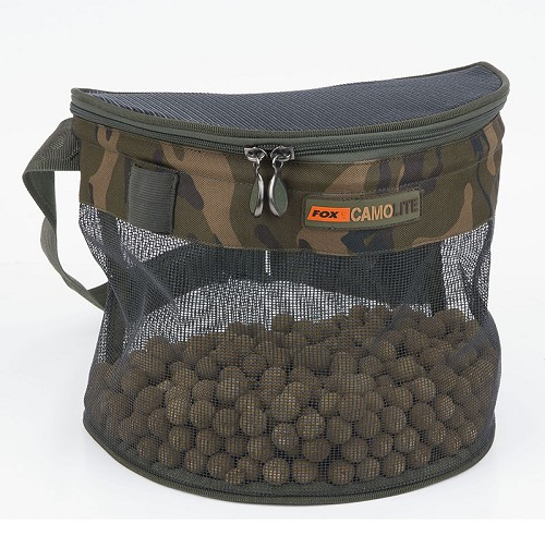 FOX CAMOLITE BOILIE BUM BAG 2.5KG product image
