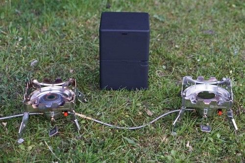 RIDGEMONKEY QUAD CONNECT STOVE - FULL KIT  product image