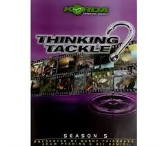 KORDA - THINKING TACKLE SEASON 5 [DVD] product image