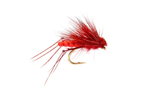 FULLING MILL MCPHAIL DETACHED BODY HOPPER RED 9807 product image