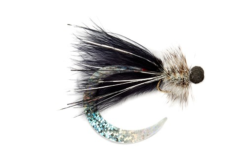 FULLING MILL HUMUNGUS WIGGLE TAIL BOOBY BLACK 9772 product image