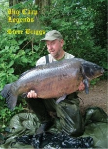 BIG CARP LEGENDS - STEVE BRIGGS product image