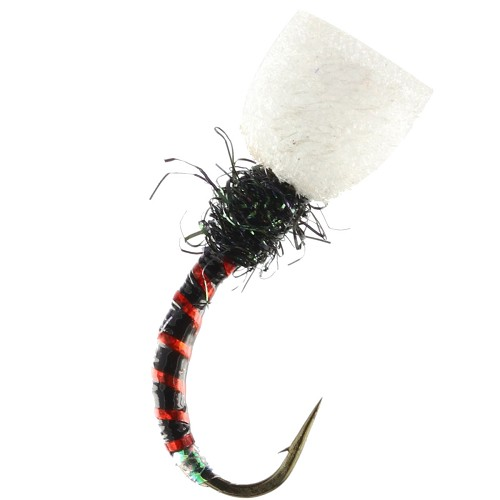 CALEDONIA FLY CO BLACK QUILL FOAM BUZZER 5336 product image