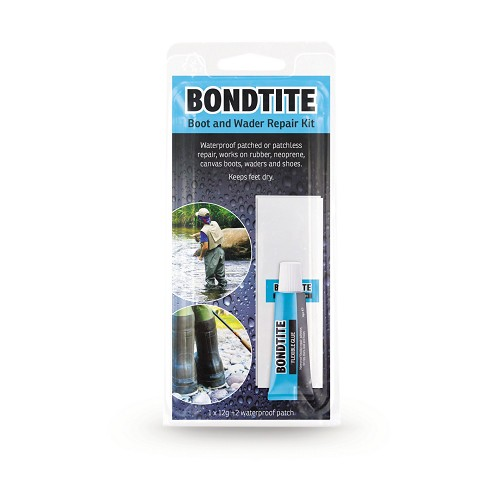 SNOWBEE BONDTITE BOOT & WADER REPAIR KIT SBT-BWR product image