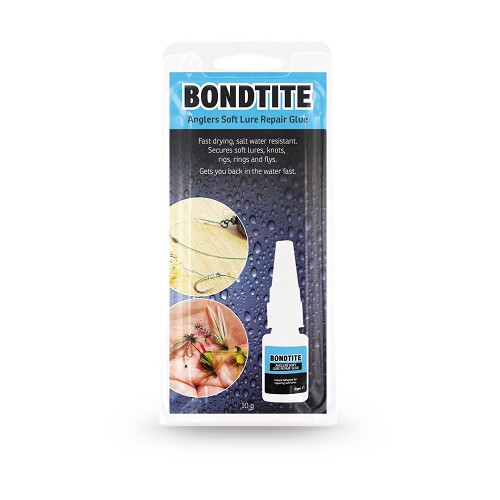 SNOWBEE BONDTITE SOFT LURE REPAIR GLUE SBT-SLR product image